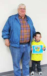 Tyler and his grandpa
