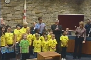 Yell and Tell Child Safety at Wauwatosa in the news