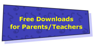 Free Child Safety Activity Downloads for Teachers